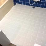 第二ミサワビル風呂タイル改修工事施工後画像