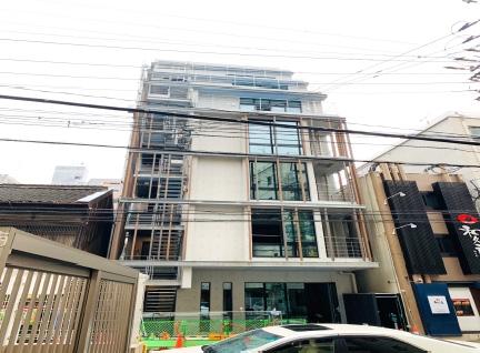 福岡市中央区警固テナントビル新築工事施工後画像