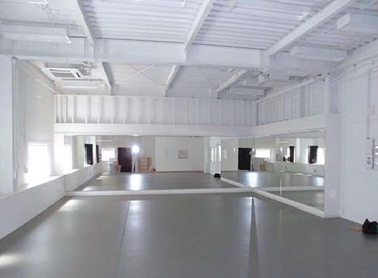 広島市西区バレエ教室施工後画像