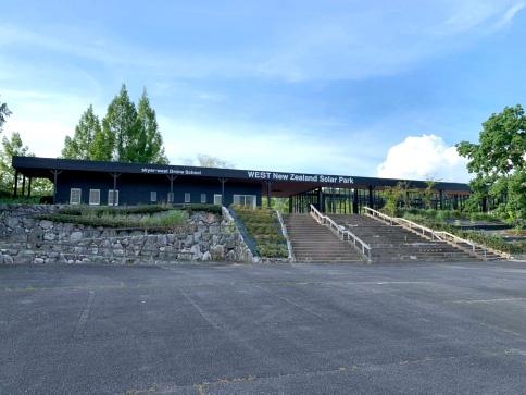 ニュージーランド村外部改修工事施工後画像